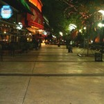Deserted: New Year's Eve in Buenos Aires