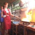 The Flaming Wok – Taking a Break from the Beach and Learning to Cook Thai