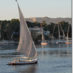 Sailing Down the Nile in Beautiful Silence