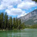 Pristine Peace among Castles and Peaks in Banff, Canada