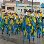 Pasto, Colombia: The Foam and Greasepaint of El Carnaval de Negros y Blancos