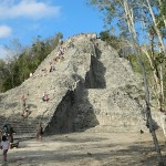 Bucket List Checkoffs: Mayan Ruins, CHECK, Jungle Cenote, CHECK