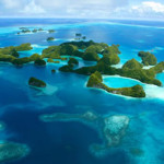American Dream Vacation in Palau, Micronesia