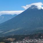 Climbing Pacaya Volcano in Guatemala