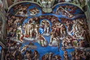 Sistine Chapel Wall