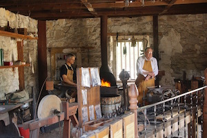 los_encinos_blacksmith_shop