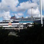 World's Shortest Ocean Cruise