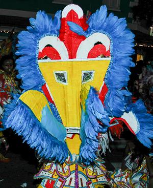 Junkanoo Mask