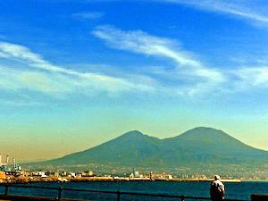 Mount Vesuvius BY TRIAS