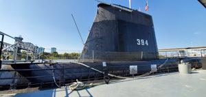 USS Razorback in Little Rock AR by Chuck Warren 1