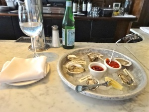 Oyster Plate at Elm Street Oyster House_Greenwich CTby KDEVLIN