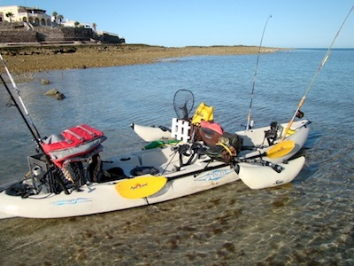 Four reasons why kayak fishing is growing so fast on the for Sea fishing kayak