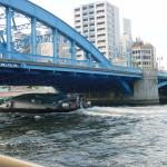 Shrines, Sushi, and Good-Value Shopping: Cruising Tokyo's Sumida River