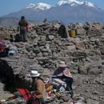 Santa Cruz Trek near Huaraz, Peru
