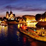 Midnight on the Seine