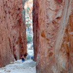 Standley Chasm: Where Kids and Parents Scramble and Play