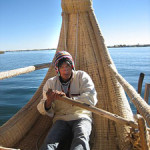 Reeds Rule on the Uros Islands of Lake Titicaca