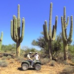Yeah, It's Hot, but It's Fun — a Day in the Desert in Phoenix, Arizona