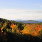New Hampshire by Train and Bicycle: A Different Perspective in Foliage Season