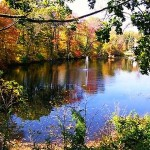 Autumn Glows in Idyllic Deep River, CT, Full of Historic Intrigue