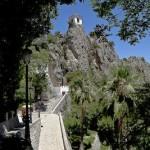 Stairway to Spanish Medieval Heaven