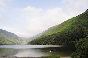glendalough_upper_lake