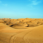 "Dune Bashing… an Exhilarating ""Must-Do"" While in Dubai"