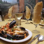 Hooked on Dining — Di Paolo's Italian Restaurant