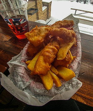 Gb S Fish And Chips Fantastic Fish And Chips In Denver