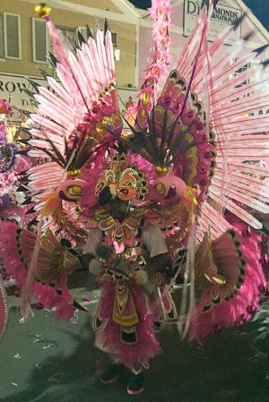 Junkanoo Full costume